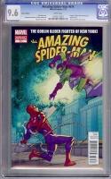Amazing Spider-Man #674 CGC 9.6 w Variant Edition