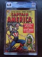 Captain America Comics #78 CGC 6.0 ow/w