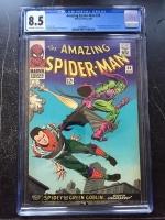 Amazing Spider-Man #39 CGC 8.5 ow/w