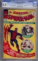 Amazing Spider-Man #8 CGC 6.0 ow/w