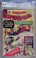Amazing Spider-Man #14 CGC 4.5 ow/w