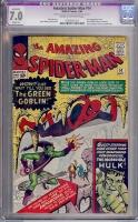 Amazing Spider-Man #14 CGC 7.0 cr/ow
