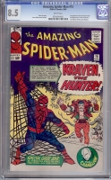 Amazing Spider-Man #15 CGC 8.5 w