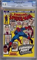 Amazing Spider-Man #121 CGC 9.4 w