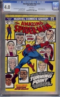 Amazing Spider-Man #121 CGC 4.0 w