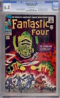 Fantastic Four #49 CGC 6.5 ow