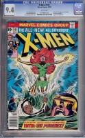 X-Men #101 CGC 9.4 w