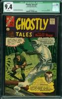 Ghostly Tales #57 CGC 9.4 w