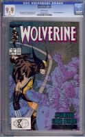 Wolverine #16 CGC 9.9 w