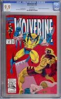 Wolverine #64 CGC 9.9 w