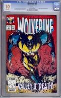 Wolverine #67 CGC 9.9 w
