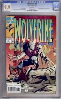 Wolverine #77 CGC 9.9 w