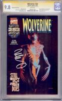 Wolverine #145 CGC 9.8 w CGC Signature SERIES
