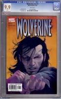Wolverine Vol 3 #1 CGC 9.9 w