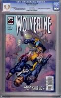 Wolverine Vol 3 #26 CGC 9.9 w Limited Edition