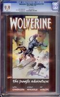 Wolverine: The Jungle Adventure #1 CGC 9.9 w