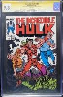 Incredible Hulk #330 CGC 9.8 w CGC Signature SERIES