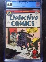 Detective Comics #91 CGC 6.0 w
