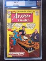 Action Comics #284 CGC 9.0 cr/ow