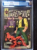 Daredevil #15 CGC 8.5 ow/w