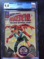 Daredevil #24 CGC 9.0 w