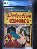 Detective Comics #106 CGC 4.5 cr/ow