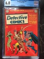 Detective Comics #152 CGC 6.0 ow/w