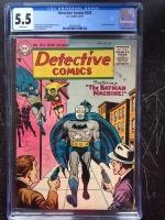 Detective Comics #224 CGC 5.5 w