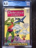 Detective Comics #270 CGC 8.5 w