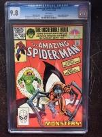 Amazing Spider-Man #235 CGC 9.8 w