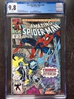 Amazing Spider-Man #359 CGC 9.8 w