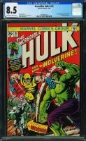 Incredible Hulk #181 CGC 8.5 ow/w