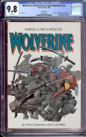 Wolverine Limited Series Trade Paperback #1 CGC 9.8 w Fifth Printing