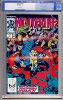 Wolverine #7 CGC 9.8 w