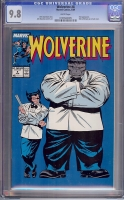 Wolverine #8 CGC 9.8 w