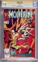 Wolverine #9 CGC 9.8 w CGC Signature SERIES