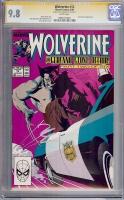 Wolverine #12 CGC 9.8 w CGC Signature SERIES