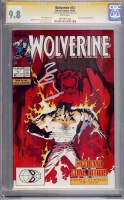 Wolverine #13 CGC 9.8 w CGC Signature SERIES