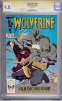 Wolverine #14 CGC 9.8 w CGC Signature SERIES