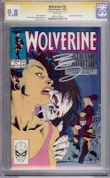Wolverine #15 CGC 9.8 w CGC Signature SERIES