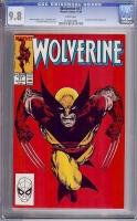 Wolverine #17 CGC 9.8 w