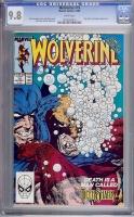 Wolverine #19 CGC 9.8 w
