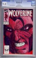 Wolverine #21 CGC 9.8 w