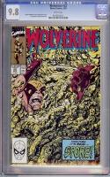 Wolverine #22 CGC 9.8 w