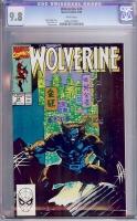 Wolverine #24 CGC 9.8 w