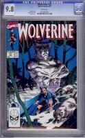 Wolverine #25 CGC 9.8 w