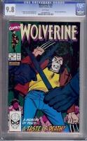 Wolverine #26 CGC 9.8 w