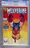 Wolverine #27 CGC 9.8 w