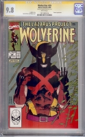 Wolverine #29 CGC 9.8 w CGC Signature SERIES