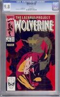 Wolverine #30 CGC 9.8 w